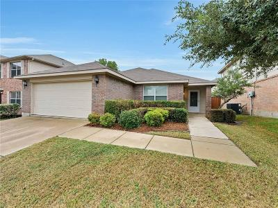 Fort Worth Single Family Home For Sale: 4816 Trail Hollow Drive