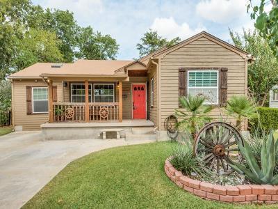 Single Family Home For Sale: 3457 Park Lane