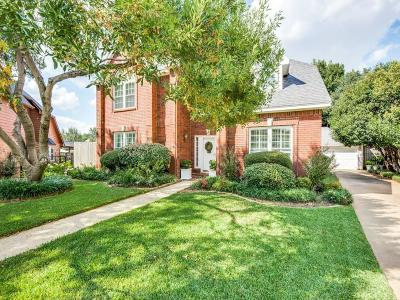Grapevine Single Family Home For Sale: 3248 Shady Glen Drive