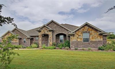 Hudson Oaks Single Family Home Active Option Contract: 121 Carson Drive