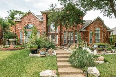 Carrollton Single Family Home For Sale: 3808 Maywood Drive