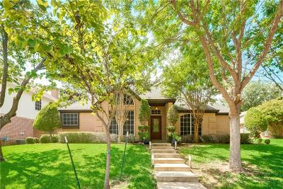 Keller Single Family Home For Sale: 1522 Cat Mountain Trail