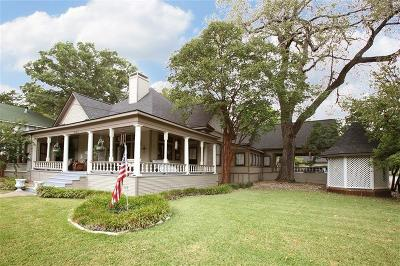 Mckinney Single Family Home For Sale: 504 W Virginia Street