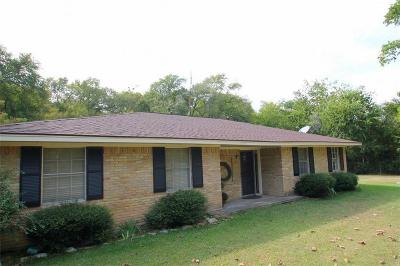 Wills Point Single Family Home Active Contingent: 21882 Fm 47