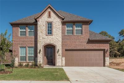 Denton Single Family Home For Sale: 5609 Del Rey