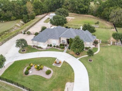 Prosper Single Family Home For Sale: 1858 Honeysuckle Lane