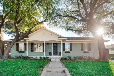 Richardson Single Family Home For Sale: 901 S Weatherred Drive