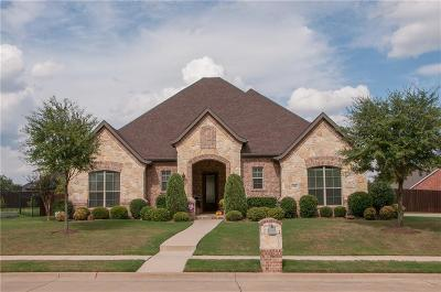 Waxahachie Single Family Home For Sale: 105 Short Putt Drive