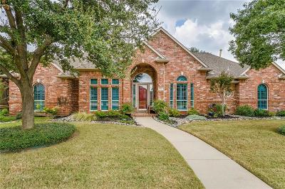 Coppell Single Family Home For Sale: 854 Pelican Lane