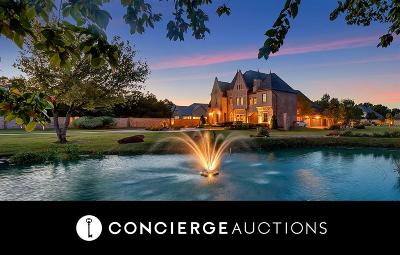 Colleyville Single Family Home For Sale: 2404 Glade Road