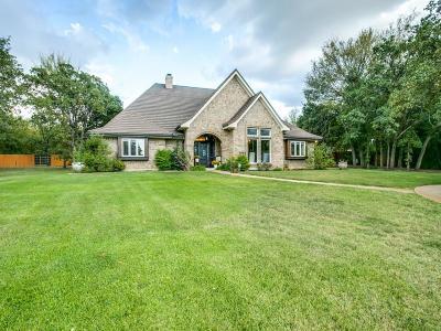 Southlake, Westlake, Trophy Club Single Family Home For Sale: 1385 Lakeview Drive