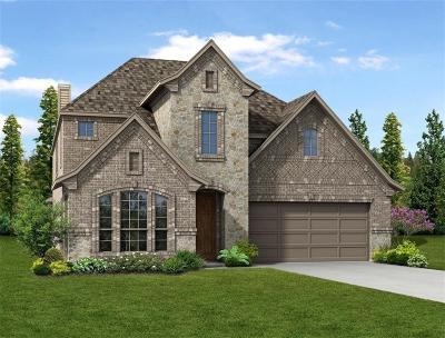 Denton Single Family Home For Sale: 3809 Monte Verde