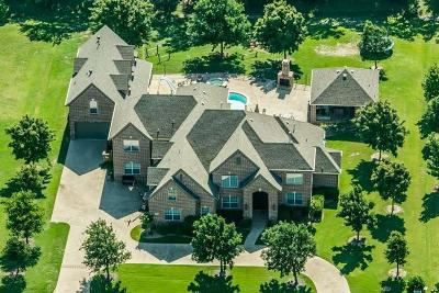 Flower Mound Single Family Home Active Option Contract: 4204 Equestrian Way