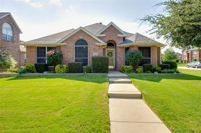 Keller Single Family Home For Sale: 1600 Overcup Lane