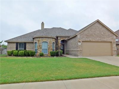 Justin Single Family Home For Sale: 441 Chisholm Trail