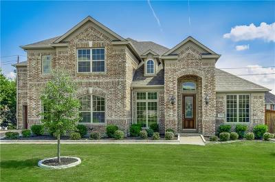 Keller Single Family Home For Sale: 1501 Pixie Rose Drive
