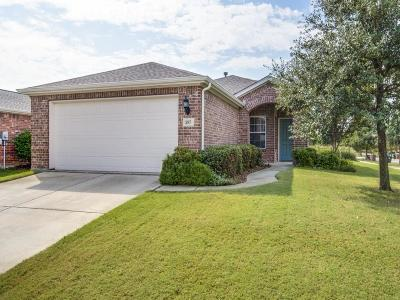 Frisco Single Family Home For Sale: 297 Cascata Drive