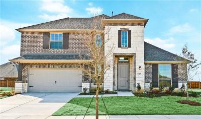 Celina Single Family Home For Sale: 4107 Revard Road