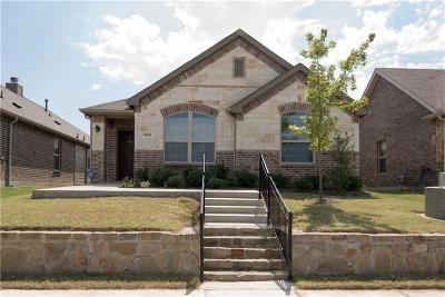 Fort Worth Single Family Home For Sale: 5853 Burgundy Rose Drive
