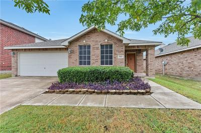 Fort Worth Single Family Home For Sale: 7624 Scarlet View Trail