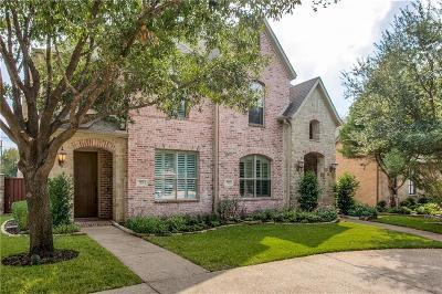 Dallas Half Duplex For Sale: 5152 Vickery Boulevard