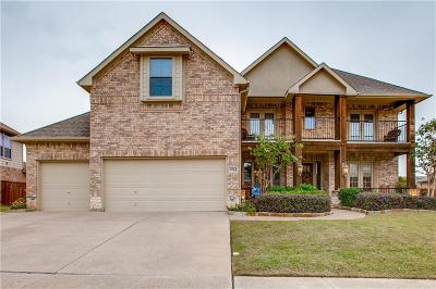 Single Family Home For Sale: 9704 Barksdale Drive