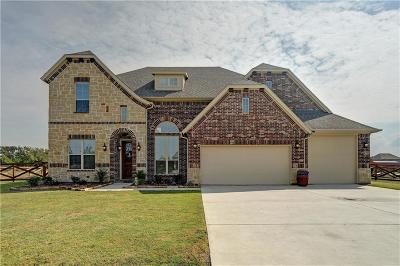 McKinney Single Family Home Active Contingent: 8007 Meadow Glen Drive
