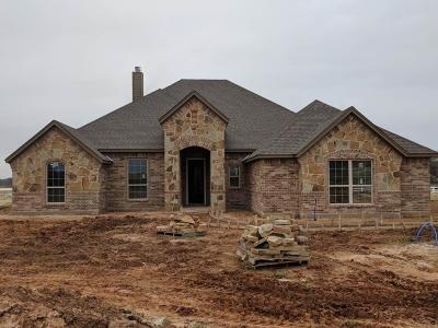Weatherford Single Family Home For Sale: 2256 Greenwood Cut Off Road