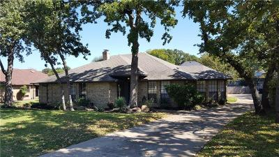 Trophy Club Single Family Home Active Option Contract: 15 Hillcrest Court S