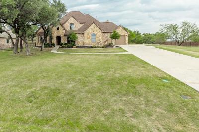 Fort Worth TX Single Family Home For Sale: $524,700
