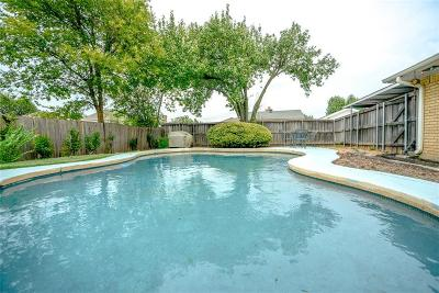 Garland Single Family Home Active Option Contract: 301 Marriott Lane