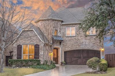 Frisco Single Family Home For Sale: 49 Glistening Pond Drive