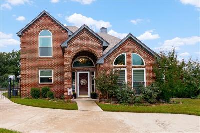 Keller Single Family Home For Sale: 802 Magnolia Court