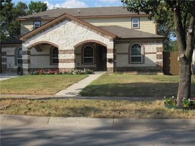 Dallas Single Family Home For Sale: 2829 Poinsettia Drive