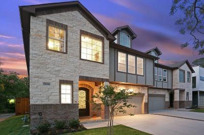 Dallas Half Duplex For Sale: 2616 Calvin Street
