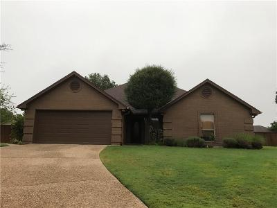 Parker County Single Family Home For Sale: 106 Camelot Court