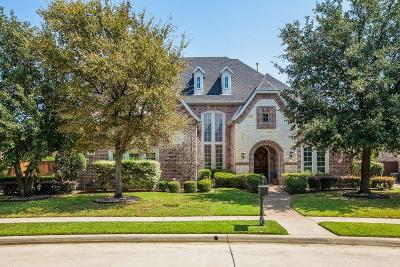 Flower Mound Single Family Home For Sale: 5012 Balmoral Lane