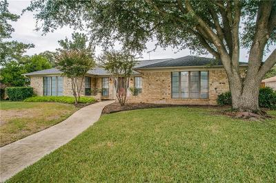 Hurst Single Family Home For Sale: 205 N Circleview Drive