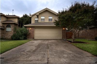 Carrollton Single Family Home Active Option Contract: 2110 Avignon Drive
