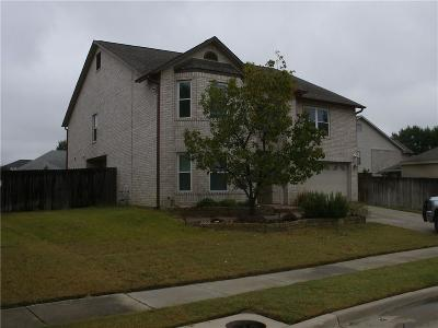 Haltom City Single Family Home Active Option Contract: 5312 Dillon Circle