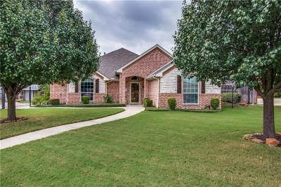 Keller Single Family Home Active Option Contract: 1049 Oak Valley Court