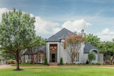 Colleyville Single Family Home Active Option Contract: 2803 Cottonwood Lane
