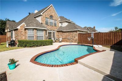 Carrollton Single Family Home For Sale: 1509 Blue Mesa Road