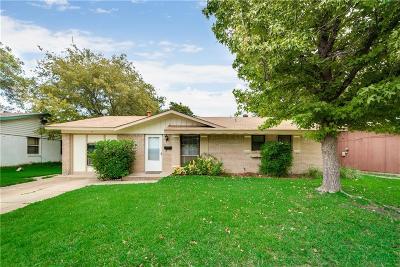 Richardson East 01, Richardson East Sec 05 Single Family Home Active Option Contract: 1003 Midway Drive