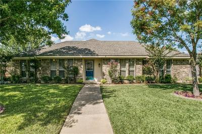 Allen Single Family Home Active Kick Out: 705 Rush Creek Drive