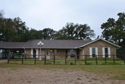 Lipan Single Family Home For Sale: 9600 Fm 1189