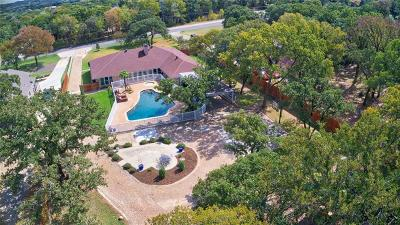 Flower Mound Single Family Home Active Option Contract: 3639 High Road
