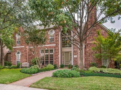 Plano Single Family Home For Sale: 5912 Carnegie Lane