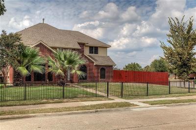 Mesquite Single Family Home For Sale: 2733 Brushy Creek Trail