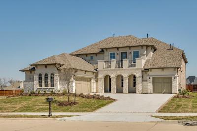 Prosper Single Family Home For Sale: 600 Glen Canyon Drive